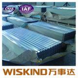 Prepainted гофрированный металлический лист крыши