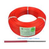 0.1~6мм FEP Teflon изолированных медных провода