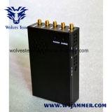 3W CDMA portátil450 Celular Jammer