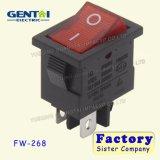 Mini interruptor de eje de balancín de Leci RS601 LED de la alta calidad