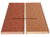 Le WPC Decking de plein air, Skid le plancher en bois, Tiga DIY Flooring