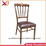 Aço/cadeira do Palácio de alumínio para banquetes/Hotel/Restaurante/Casamento
