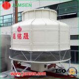 Altamente - torre refrigerando de giro eficiente do fluxo contrário circular da cabeça de sistema de extinção de incêndios