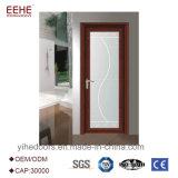 Perfil de alumínio Windows da porta do vidro Tempered de boa qualidade e porta