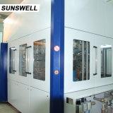 Fabricant Sunswell Boisson gazeuse capsuleuse de remplissage de la soufflante