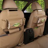 Fördernder Zoll PU-Auto-Rücksitz-Organisator für Speicherung mit 7 Taschen