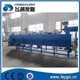 500kg/H de Flessen die van het huisdier de Lijn van de Was/de Lijn van het Flessenspoelen van het Huisdier Recycleren