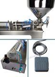 Goma principal G1wgd1000 uno y máquina de rellenar del líquido