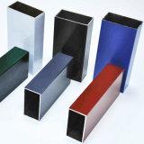 Profil en aluminium de qualité populaire avec la longue durée de vie des graines en bois