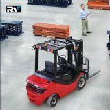 Koninklijke Diesel 4500kg Vorkheftruck met de Motor van Mitsubishi