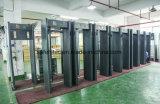 SA-IIIA de bastidor de la puerta de metal arco detector de metales Escáner (CAJA FUERTE HI-TEC).