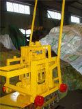 機械価格を作る煉瓦機械装置Qmy2-45の移動式手動空のコンクリートブロック