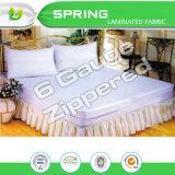 Anti-Bacterias impermeables hipoalérgicas del Encasement del protector del colchón