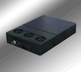Sistema sem fio cheio da transmissão video de Cofdm HD mini