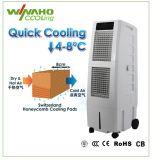 O projeto inicial populares do resfriador do ar por evaporação do refrigerador de Chão Com Eco-Friendly