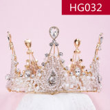 De Bruids Tiara's van Headwear van de Kronen van de Toebehoren van het Huwelijk van de Juwelen van de manier