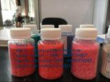 Salpicos coloridos azuis/verde/vermelho para o pó detergente