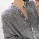Chemises causales de femmes de mode d'OEM