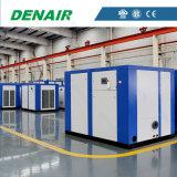 L'air à vis lubrifiées électrique direct avec la décharge automatique des prix du compresseur