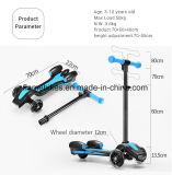 Equilíbrio inteligente de três rodas Scooter eléctrico