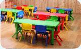 Kleurrijke Duurzame Heet verkoopt de Nieuwe Plastic Stoel van pp voor Student met Dierlijk Patroon