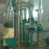 Automatique Le maïs de blé de mouture de farine de maïs broyage Grits moulin à farine