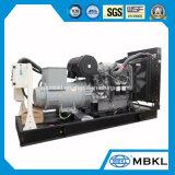 100kVA/80kw open Diesel van de Stroom van het Type Generator met Perkins Motor 1104D-E44tag2