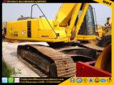 Excavador usado PC220-6 usado PC220-6 de la máquina del excavador de KOMATSU del material de construcción