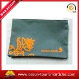 Saco cosmético Foldable de nylon macio para o avião