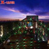 Luces del duende/luz laser del jardín/luces laser de la Navidad al aire libre para la decoración del árbol del flor de cereza
