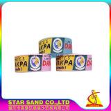 Wristband registrabile promozionale su ordinazione del silicone, buon braccialetto del silicone di prezzi