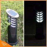 옥외 잔디밭 정원 공원 조경 점화를 위한 1개의 통합 태양 강화된 램프 LED 빛에서 모두