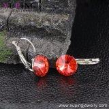 28457 Form-Charme-bunte Kristalle vom Swarovski Schmucksache-Ohrring Huggies