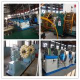 Machine horizontale de tressage de fil d'acier