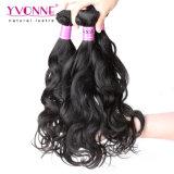 Tessuto naturale dei capelli umani dell'onda di vendite di Yvonne dei capelli caldi di Remy