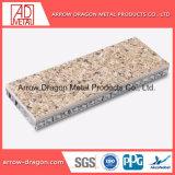 Panneaux d'Honeycomb de pierre pour la Décoration de mur extérieur