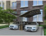 O policarbonato cobre a telhadura para o abrigo do Carport/carro/estacionamento do carro