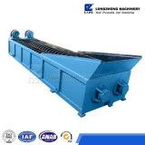 Máquina de lavar de confiança da areia do parafuso da espiral do preço de fábrica do desempenho