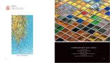 Mosaico do corte da mão do Rhombus do jogo do mosaico
