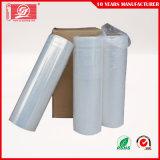 Uso da mão de ferro fundido de boa qualidade LLDPE película extensível