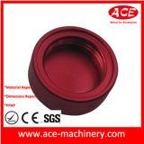 Подвергать механической обработке CNC алюминиевой струбцины Axle