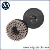 Balai abrasif de balai de disque de qualité pour supprimer les bavures dB-200030