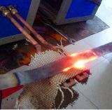 Forgiatrice del riscaldamento di induzione per il riscaldamento del piatto d'acciaio