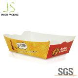 食糧サラダFoldableクラフト紙の荷箱