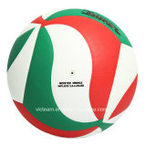 عادة يطبع [رغلر سز] وزن كرة الطائرة كرة