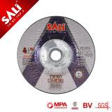 Tipo depresso abrasivo disco della flangia di alta qualità di rotella per il taglio di metalli