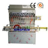 高品質のフルオートマチックの腐食性の硫黄の液体機械びんの充填機中国製