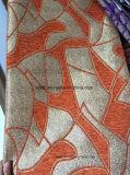 Горячая Продажа мебели Chenille ткань для стран Южной Америки