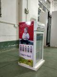 Minigetränk-Kühlvorrichtung mit Lampe, Tischplattenministab-Kühlvorrichtung