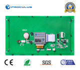 10.1'' Low Cost 1024*600 TFT LCM with Resistive Touch Screen+RS232